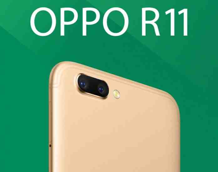 OPPO R11 android