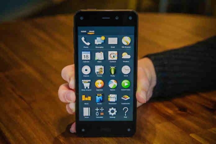 amazon ice nuovo smartphone