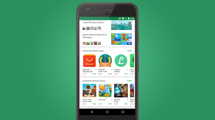 android excellence google play store