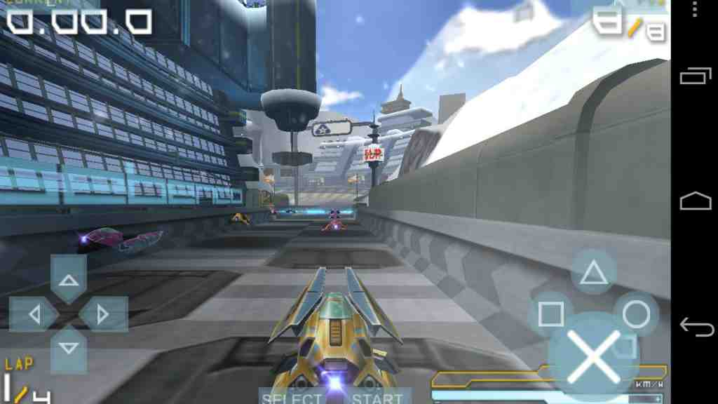 ppsspp emulatore psp android