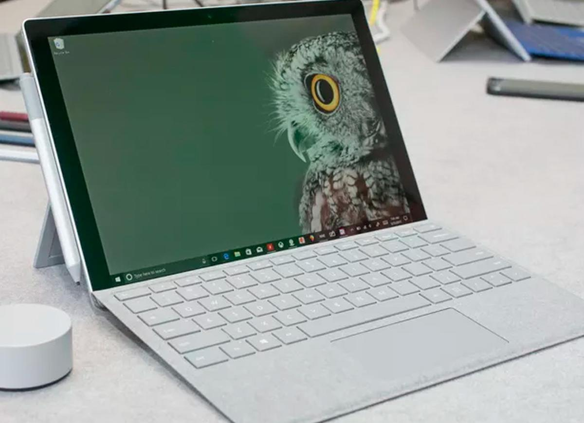 Windows 10, in arrivo una nuova tastiera touch con diverse funzionalità inedite